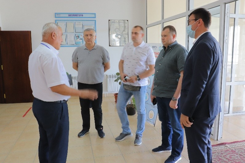 Россия Федерациясининг Кўп тармоқли Миграция Маркази филиали